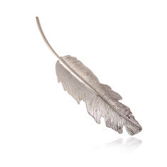 Vintage Feather Hairpin Accessories-US$6.99