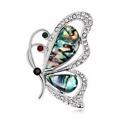 Elegant Butterfly Brooch-US$12.86