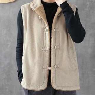 Men's National Corduroy Vest-US$26.69