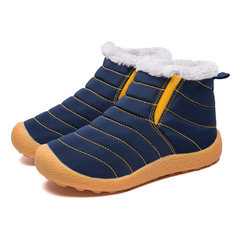 Unisex Waterproof Warm Lining Snow Boots