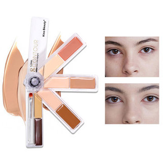 6 Colors 4 Layers Concealer Cream -RM63.71