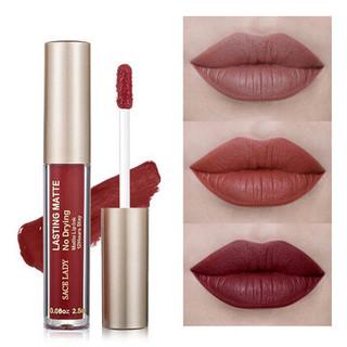Winter Matte Liquid Lipstick -US$6.99