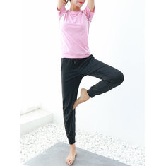 Breathable Sport T-Shirts & Pants Running Tracksuit-RM105.67