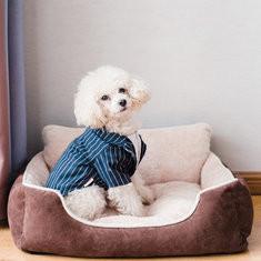 Luxury Fleece Soft Warm Pet Nest Bed -US$22.99 ~ 52.99