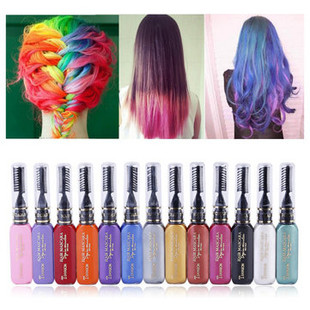 DIY One-Time Hair Dyes -US$6.33