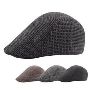 Men Winter Cotton Beret Cap -US$9.20
