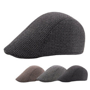 Men Winter Cotton Beret Cap -US$9.20