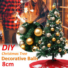 24PCS Christmas Balls-US$18.00