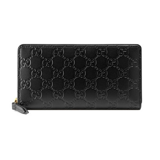 Gucci 410102 CWC1G 1000 Signature Women's Zip Around Wallet RM2,507.00