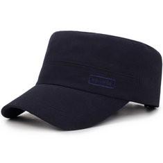 Men Adjustable Flat Cap-RM35.74