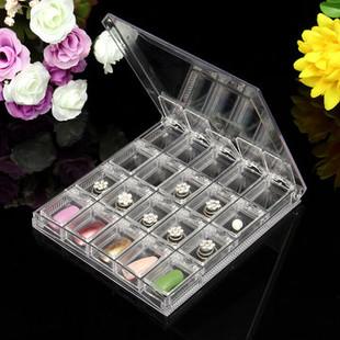 20Pcs/Box Transparent Plastic Acrylic Cosmeti-RM78.74