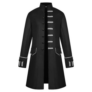 RM121.10 - Royal Style Stage Casual Trench Coat