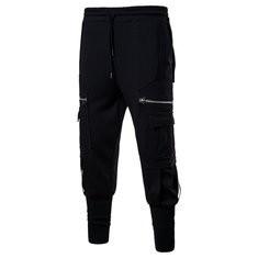 Elastic Loose Sport Casual Jogger Pants-US$31.60