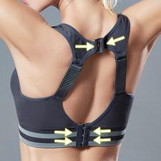 Wireless Yoga Shockproof Sports Bras-RM63.88