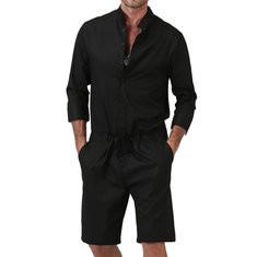 Mens Casual Comfy Pajama-US$29.21