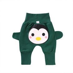 Animal Print Kids Thick Pants For 0-36M