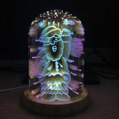 Magic 3D Lightning Lamp-RM23.99