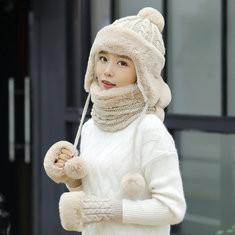 Women Winter Wool Hat-RM124.45