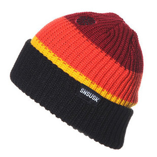 Rainbow Warm Knit Beanie -US$15.85