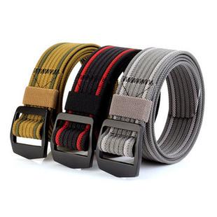 Mens Adjustable Ring Belt -US$11.99