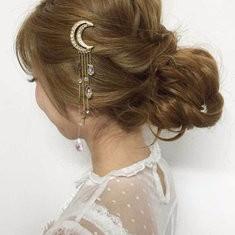Vintage Tessals Hair Clip-US$13.59