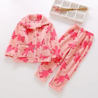2Pcs Toddler Pajamas Set For 2Y-15Y -US$31.99