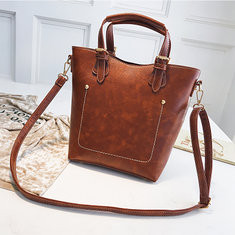 Women Vintage Large Capacity Handbag-RM166.14