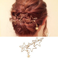 Trendy Hair Clip Accessories-US$7.91