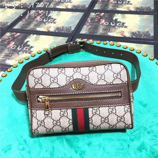 Gucci Official Waist Packs Discounted Bag Beige RM352.00