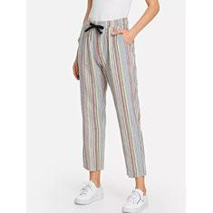 Striped Harem Pants -RM102.93