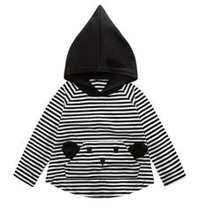 Girls Boys Hooded Tops For 1Y-7Y-US$16.00