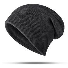 Winter Wool Knit Cap -RM46.08