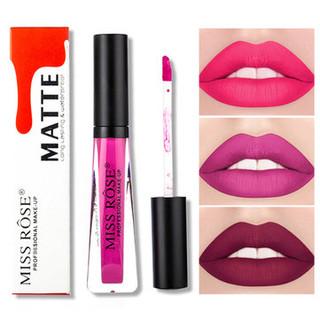 Waterproof Matte Liquid Lipstick -US$7.99