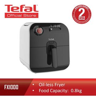 Tefal Air Fryer Fry Delight Meca White 0.8KG FX1000 RM359.00