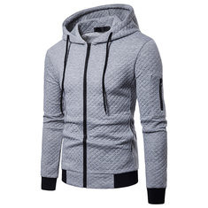 Casual Hoodies Zipper Sweatshirts-US$26.47