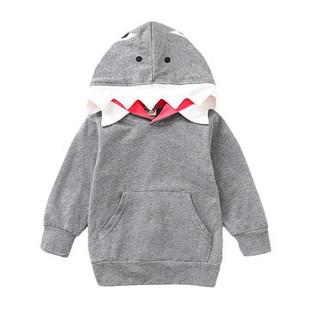 Animal Shape Pocket Hoodies For 2-7Y -US$23.99