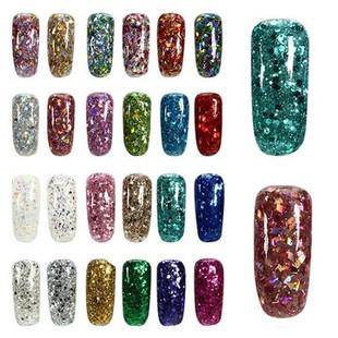 24 Colors Shining Diamond Extend UV Gel Ext-RM46.72