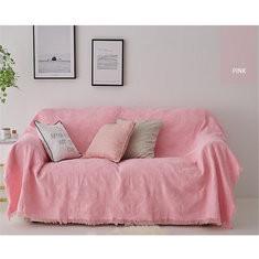 130x180cm Non-slip Double Sofa Cushion Cover-RM44.01