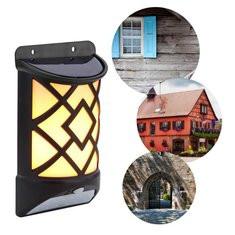 Solar Powered Wall Light-US$13.65