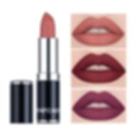 12 Color Matte Lipstick Long-Lasting Moisturizer Lip Stick Velvet Matte Lipstick Lip Makeup - RM29.42