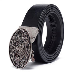 Exquisite Print Automatic Buckle Belt-RM83.11