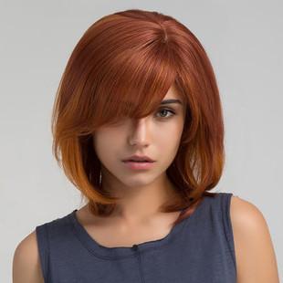 Human Hair Wigs -US$78.84