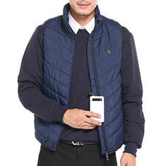 Outdoor Heating Warm Carbon Fiber Vest-US$45.16