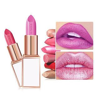 O.TWO.O Matte Lipstick Makeup Velvet Lip Gloss Long Lasting Waterproof Lip Stick Lip Beauty Comestic - RM35.63