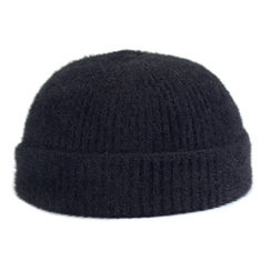 Vogue Wool Knit Brimless Cap-RM44.79