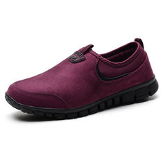 Casual Walking Non Slip Suede Shoes-RM169.12