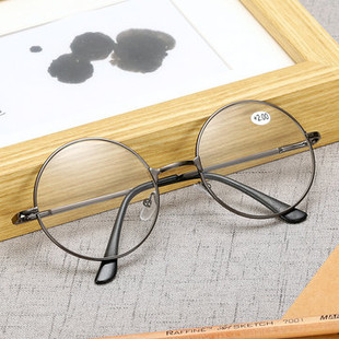 Round Spectacle Reading Glasses -RM7.71