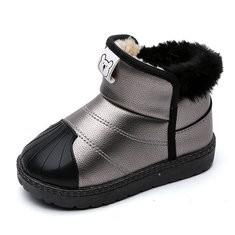 Boys Waterproof Cute Keep Warm Boots