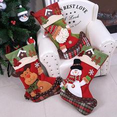 Christmas Socks -US$10.50