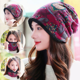 Winter Turban Scarf Caps-RM39.21